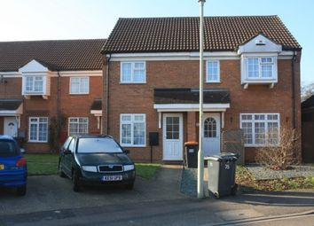 Thumbnail 2 bed terraced house to rent in Ryswick Road, Kempston, Bedford, Beds