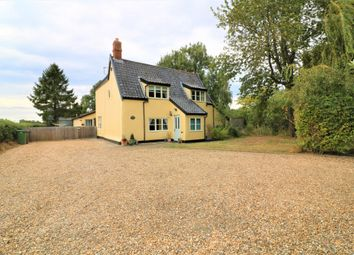 Thumbnail 4 bed cottage for sale in Hales Street, Tivetshall St. Margaret, Norwich