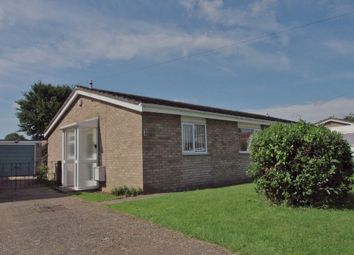 Thumbnail 2 bedroom semi-detached bungalow for sale in Orchard Way, Wymondham