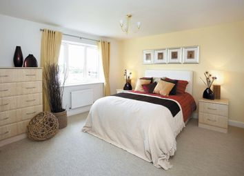 "Thumbnail 2 bedroom flat for sale in ""Bury"" at Alwin Court, Great Denham, Bedford"