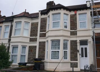 Thumbnail 3 bed terraced house for sale in Churchill Road, Brislington, Bristol