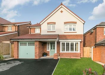 Thumbnail 4 bed detached house for sale in Hendre Las, Abergele, Conwy, North Wales