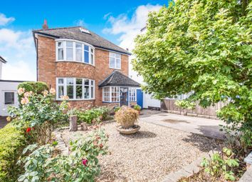 Thumbnail 3 bed detached house for sale in Welford Road, Wigston, Leicester