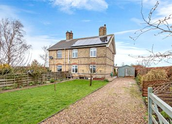 Thumbnail 2 bedroom semi-detached house for sale in Millers Farm Cottages, Snarford