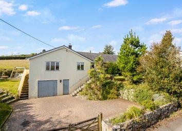 Thumbnail 4 bed detached bungalow for sale in Ilsington, Newton Abbot