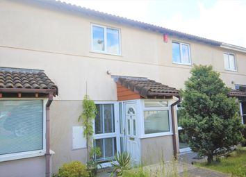 Thumbnail 2 bed terraced house to rent in Blackthorn Close, Woolwell, Plymouth