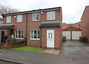 Thumbnail 3 bed semi-detached house to rent in Cedar Walk, Featherstone