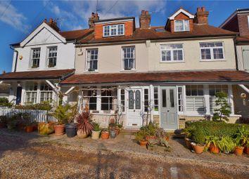 Thumbnail 2 bed terraced house for sale in Glebe Lane, Arkley, Hertfordshire