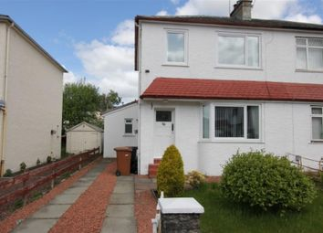 Thumbnail 3 bed semi-detached house to rent in Orchard Park Avenue, Giffnock, Glasgow