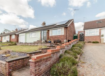 Thumbnail 3 bed detached bungalow for sale in Elmoor Close, Welwyn, Hertfordshire