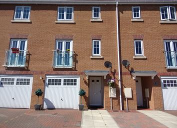 Thumbnail 4 bed town house for sale in Horton Park, Blyth