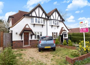 Thumbnail 2 bed semi-detached house for sale in St. Leonards Road, Epsom