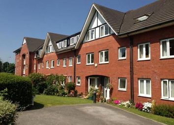 Thumbnail 1 bed flat for sale in Arkle Court, The Holkham, Vicars Cross, Chester