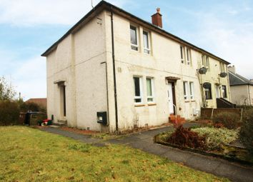 Thumbnail 2 bed flat for sale in Kilmarnock Road, Mauchline, Ayrshire