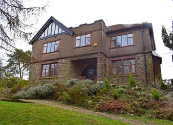 Thumbnail 5 bed detached house for sale in Ruthin Road, Bwlchgwyn, Wrexham