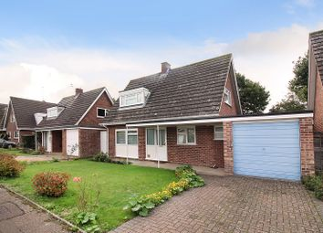Thumbnail 3 bed property for sale in Woodcroft Close, Sprowston, Norwich