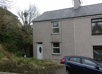 Thumbnail 2 bed end terrace house to rent in Cecil Street, Holyhead, Ynys Môn