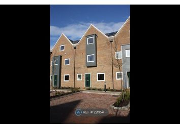 Thumbnail 4 bed terraced house to rent in Kingfisher Drive, Camberley