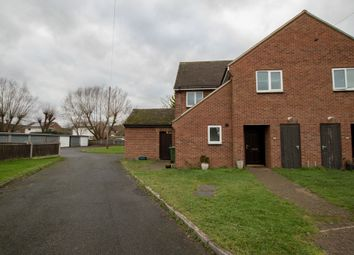 Thumbnail 2 bedroom end terrace house to rent in Park Crescent, Waterbeach, Cambridge