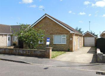 Thumbnail 2 bed detached bungalow for sale in Cumberlidge Close, Burgh Le Marsh, Skegness Lincs