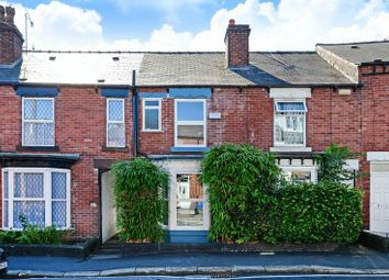 Thumbnail 2 bed terraced house for sale in South View Crescent, Nether Edge, Sheffield