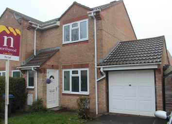 Thumbnail 2 bed terraced house to rent in Primrose Walk, Warminster, Wiltshire