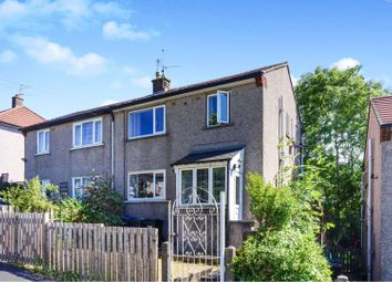 3 bed semi-detached house for sale in North Dean Avenue, Keighley BD22