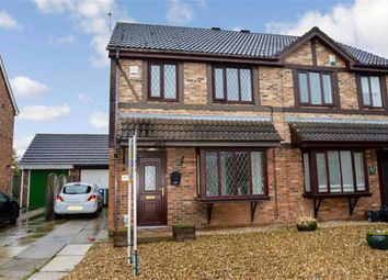 Thumbnail 3 bedroom semi-detached house for sale in Ashdene Close, Willerby, East Riding Of Yorkshire