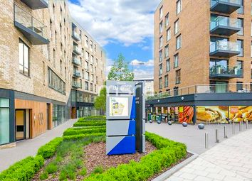 Thumbnail 1 bed flat for sale in Marine Wharf East, Harbourside, Surrey Quays
