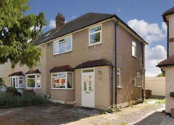 Oakhurst Road, West Ewell, Surrey KT19. 3 bed semi-detached house