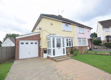 Thumbnail 2 bed semi-detached house for sale in Pinewood Drive, Bletchley, Milton Keynes