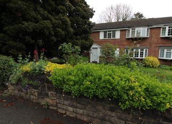 Thumbnail 2 bed maisonette to rent in Mansfield Road, Nottingham
