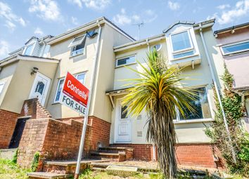 3 bed terraced house for sale in Fowey Avenue, Torquay TQ2