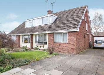 Thumbnail 3 bed semi-detached house for sale in Milestone Drive, Hagley, Stourbridge