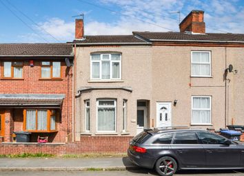 Thumbnail 3 bed terraced house for sale in Newland Street, New Bilton, Rugby