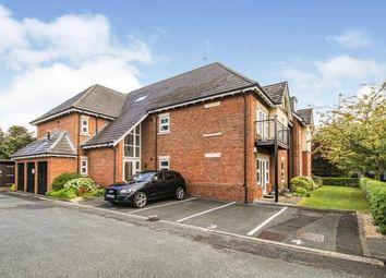 Thumbnail 2 bed flat for sale in Hazel Gardens, Hazel Road, Cheadle Hulme, Cheshire