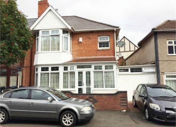 Thumbnail 3 bedroom semi-detached house for sale in Eileen Road, Birmingham, West Midlands