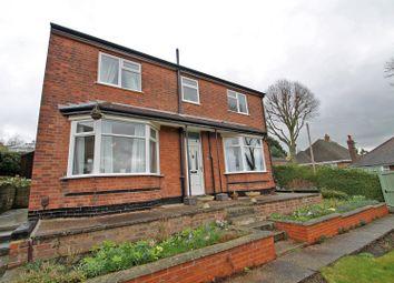 Thumbnail 3 bed detached house for sale in Kenrick Road, Mapperley, Nottingham