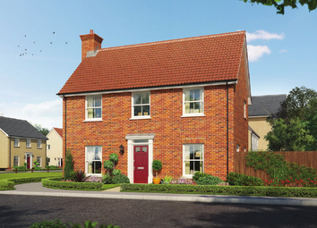Thumbnail 3 bed detached house for sale in Colne Gardens, Off Robinson Road, Colchester, Essex