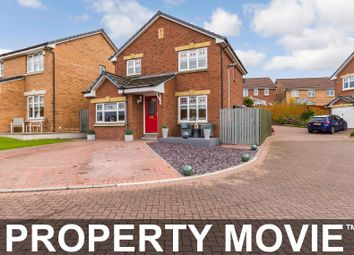 Thumbnail 4 bed detached house for sale in Cedarwood, Wishaw