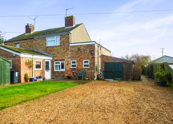 Thumbnail 3 bed cottage for sale in Hollow Road, Ramsey Forty Foot, Huntingdon