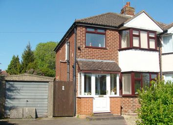 Thumbnail 3 bed semi-detached house for sale in Bowes Road, Rubery