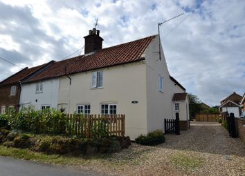 Thumbnail 2 bed end terrace house for sale in South Beach Road, Heacham, King's Lynn