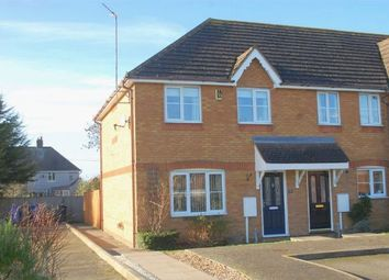 Thumbnail 2 bedroom end terrace house for sale in Ashby Court, Kislingbury, Northampton