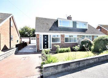 Thumbnail 3 bed semi-detached house for sale in Winchester Drive, Poulton-Le-Fylde