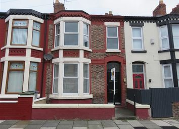 Thumbnail 3 bed terraced house to rent in Bell Road, Wallasey