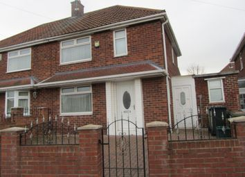 Thumbnail 2 bedroom semi-detached house for sale in Keats Road, Eston, Middlesbrough