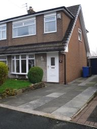 Thumbnail 3 bed semi-detached house to rent in Robin Hill Drive, Standish