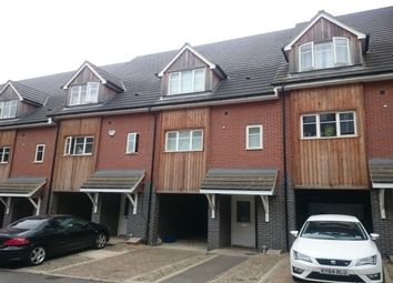 Thumbnail 3 bed property to rent in Millward Drive, Bletchley