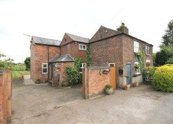 Thumbnail 4 bed cottage for sale in Byley, Middlewich